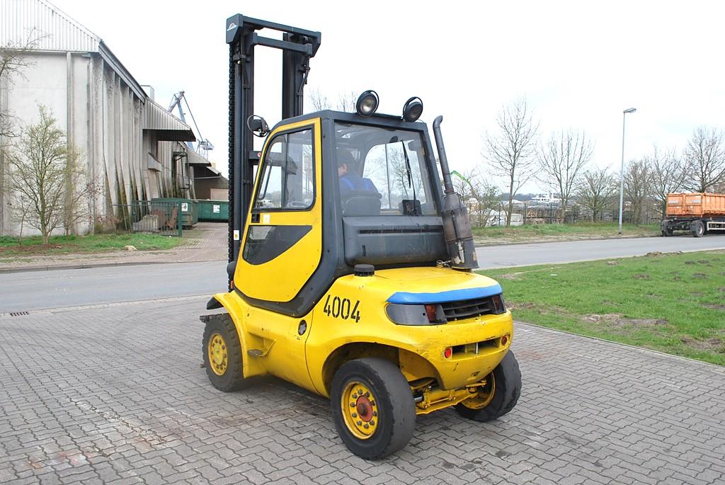 Linde H40D-04 Diesel Forklift