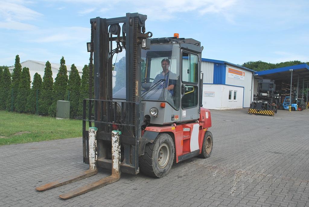 Kalmar DCE55-6HMS Diesel Forklift