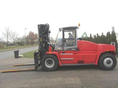 Kalmar DCE160-12 Heavy Forklifts