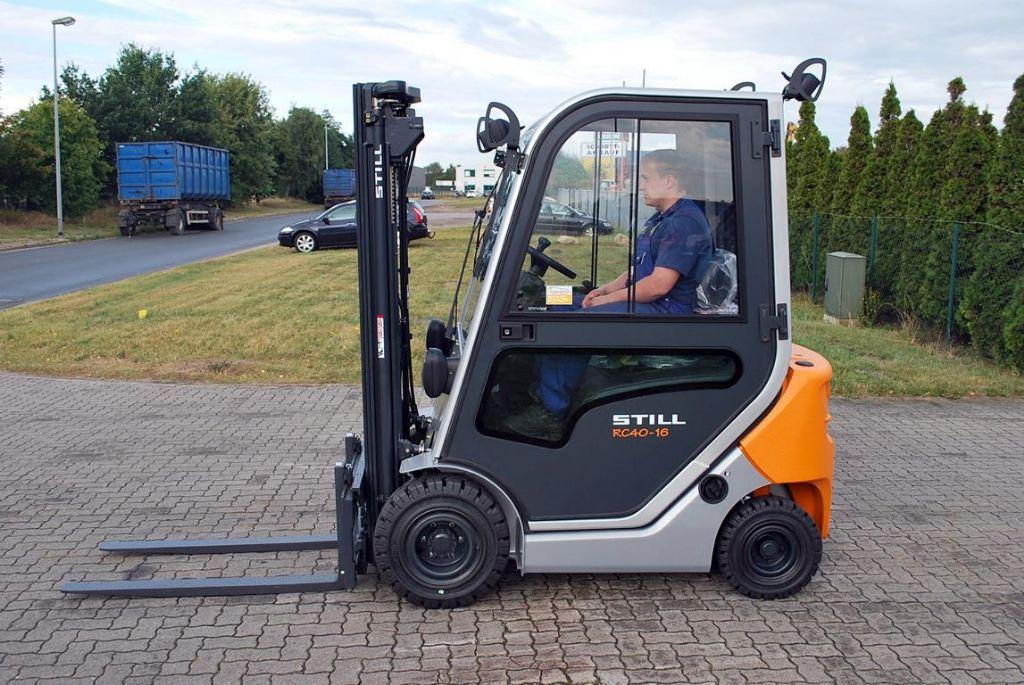 Still RC40-16 Diesel Forklift www.hinrichs-forklifts.com