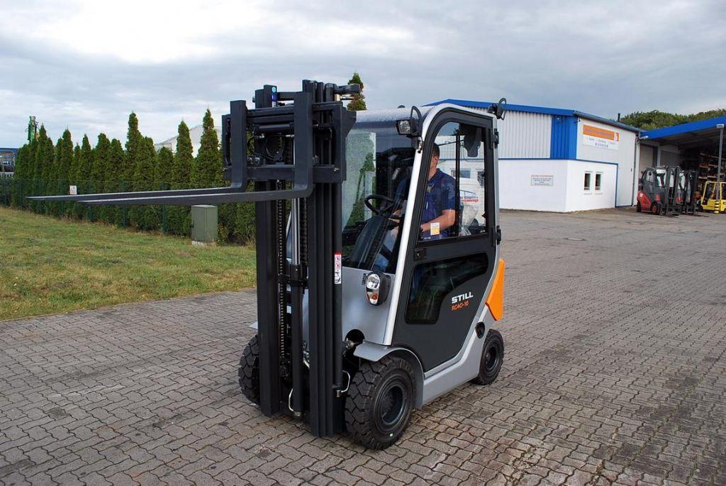 Still RC40-16 Diesel Forklift