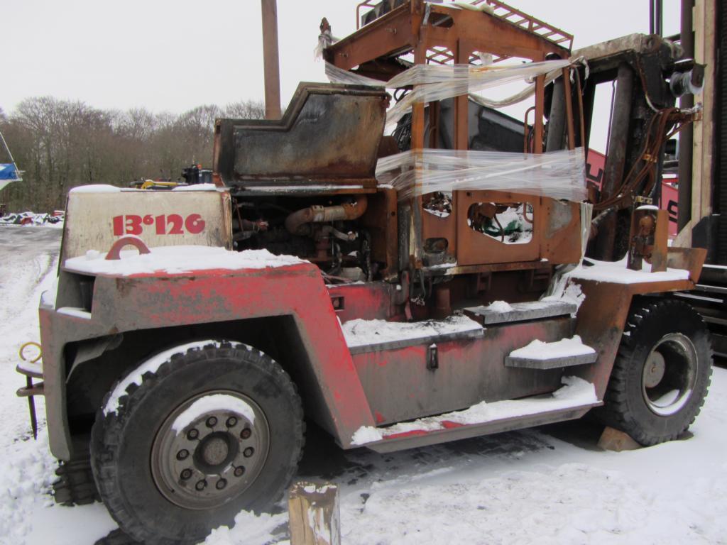 Diesel Gabelstapler-Svetruck-13.6-1200