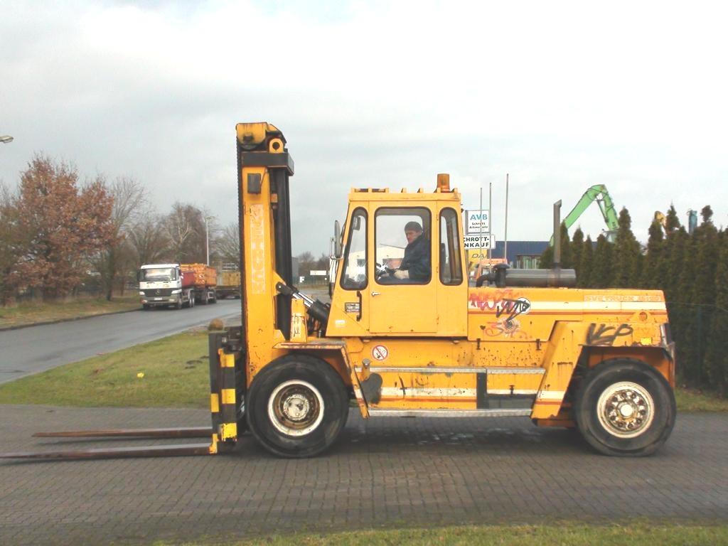 Diesel Gabelstapler-Svetruck-15120-35