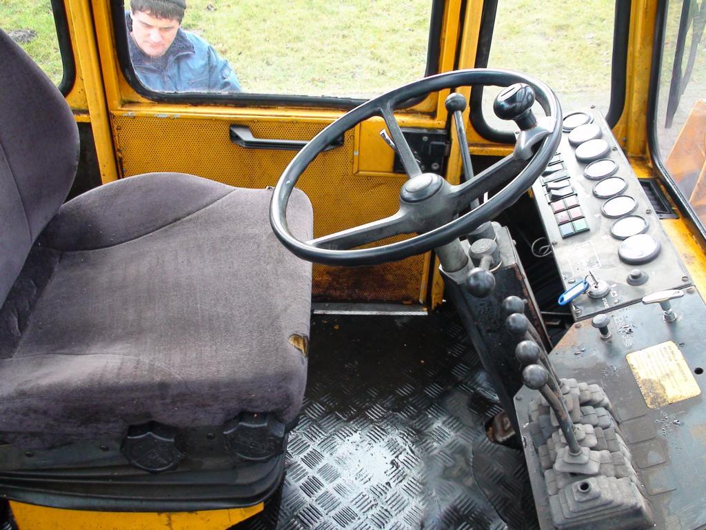 Svetruck 15120-35 Heavy Forklifts
