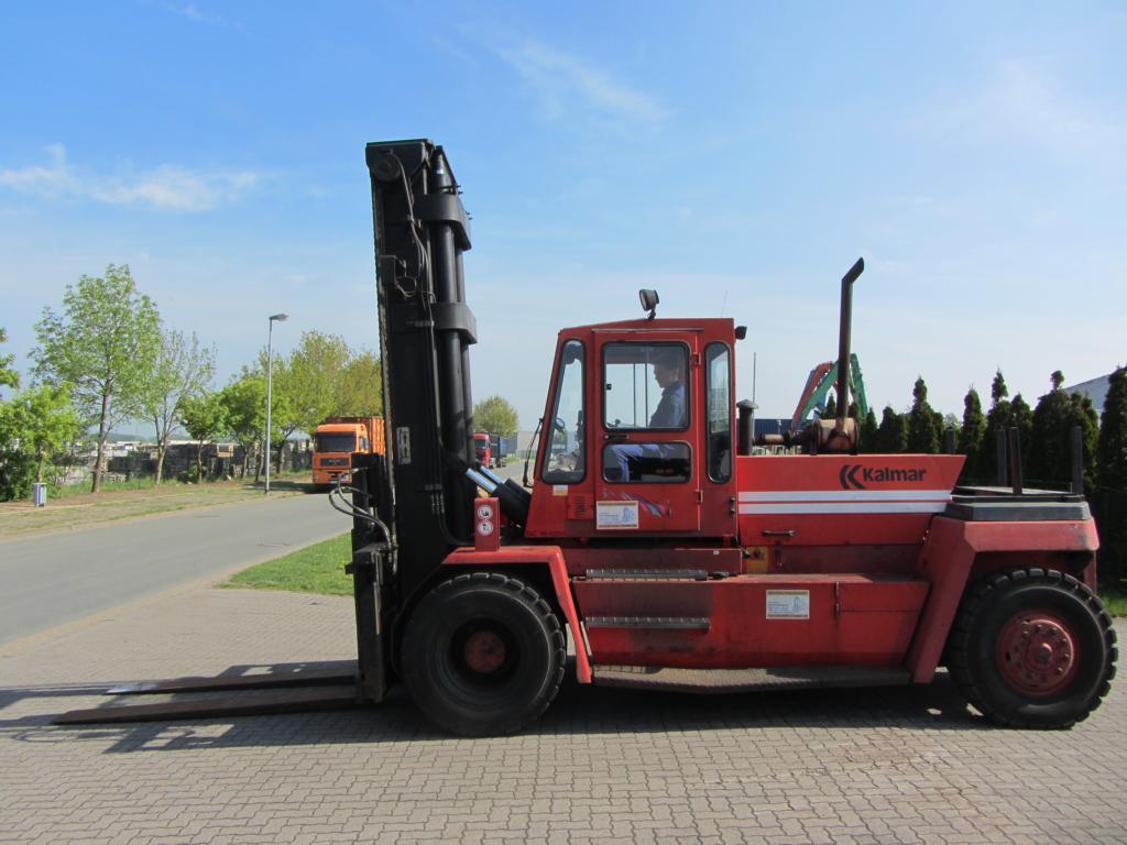 Kalmar DC16-1200 Heavy Forklifts www.hinrichs-forklifts.com