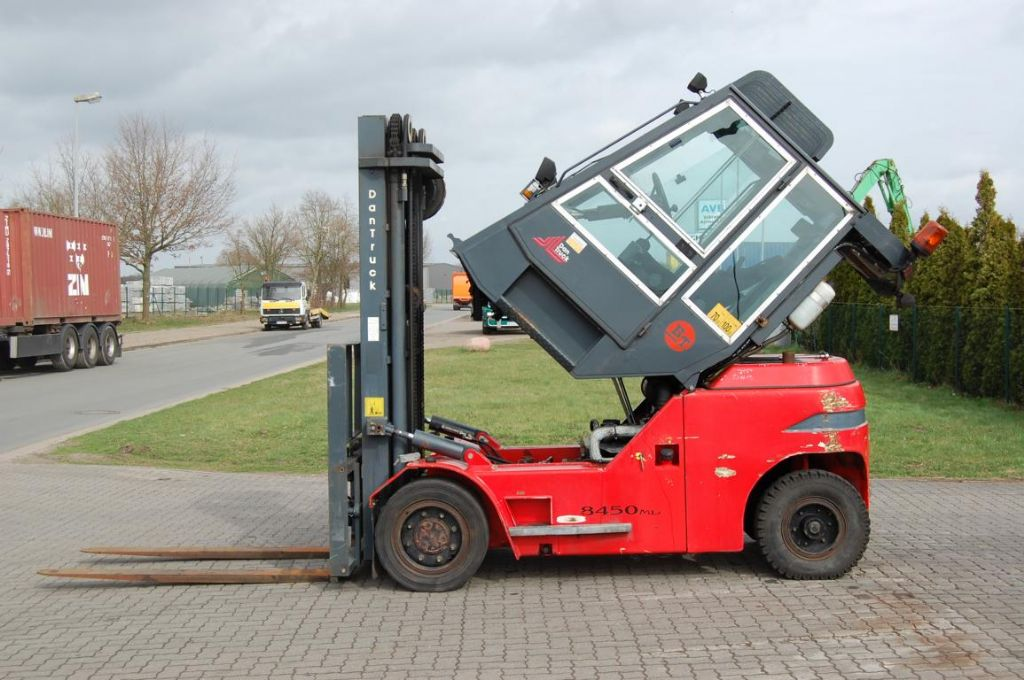 Dan Truck 8450D Diesel Forklift