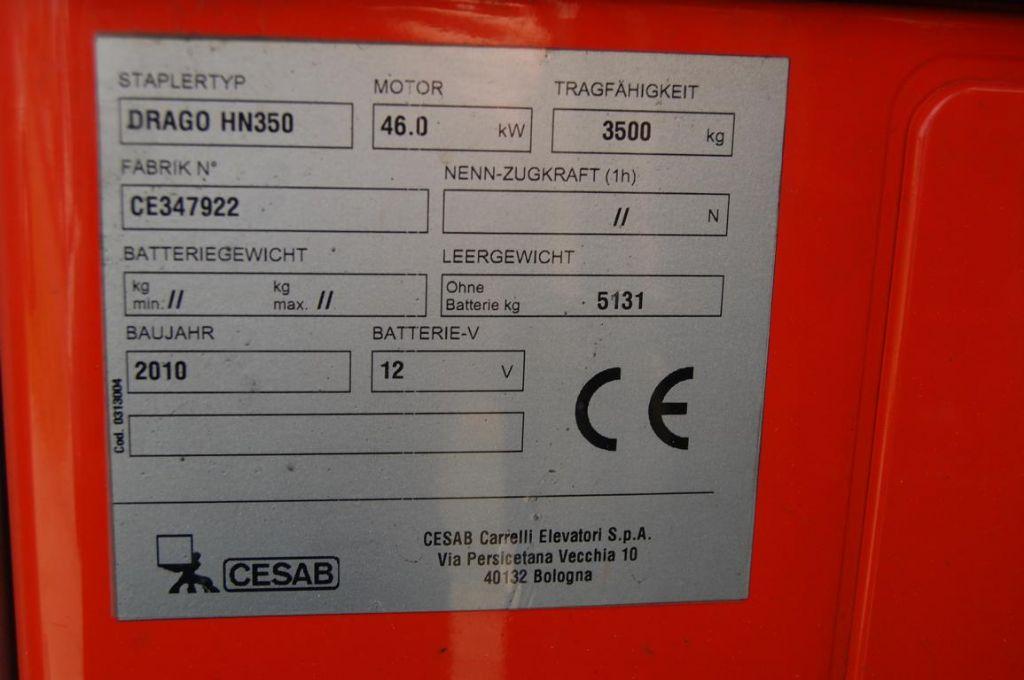 Cesab HN350 Diesel Forklift