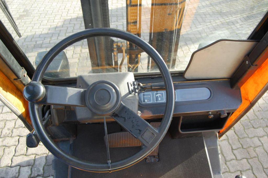 Jungheinrich DFG16AF Diesel Forklift