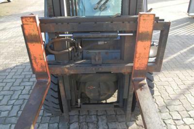 Toyota 62-6FDF25 Diesel Forklift
