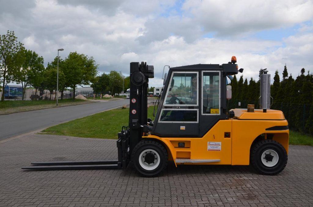 Diesel Gabelstapler-Jungheinrich-DFG690