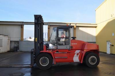 Kalmar DCE180-6 Heavy Forklifts www.hinrichs-forklifts.com