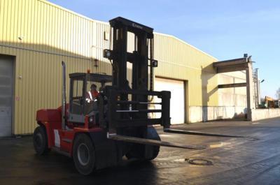 Kalmar DCE180-6 Heavy Forklifts