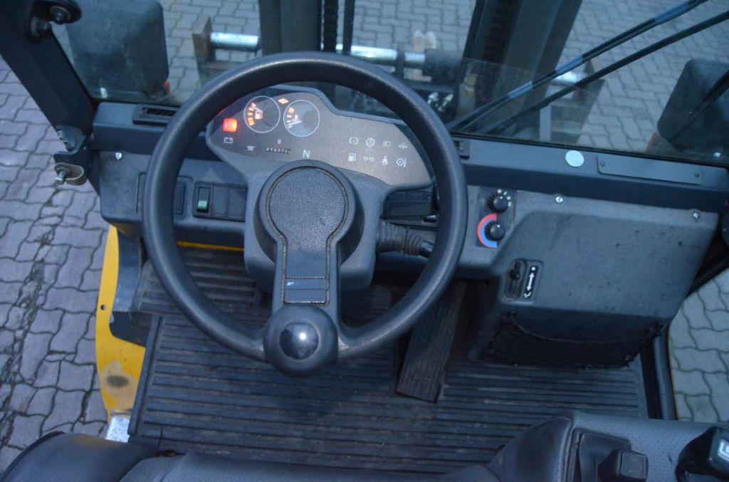 Jungheinrich DFG40 Diesel Forklift