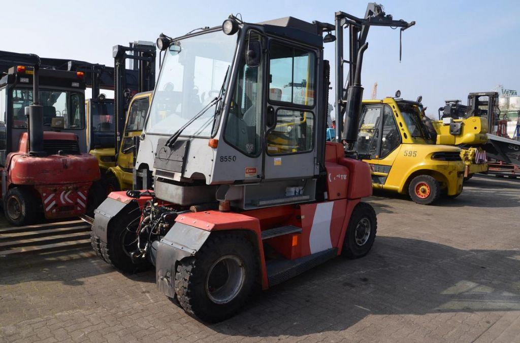 Kalmar DCE80-6HE Diesel Forklift