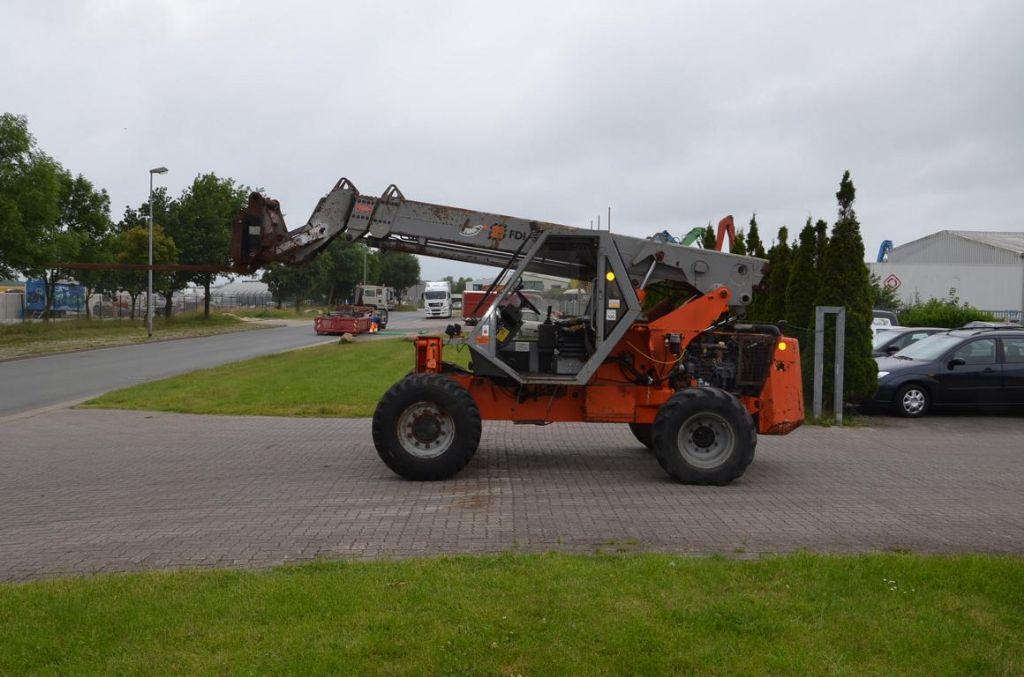 Sambron T4075 11M Telehandler / Telescope Forklift www.hinrichs-forklifts.com
