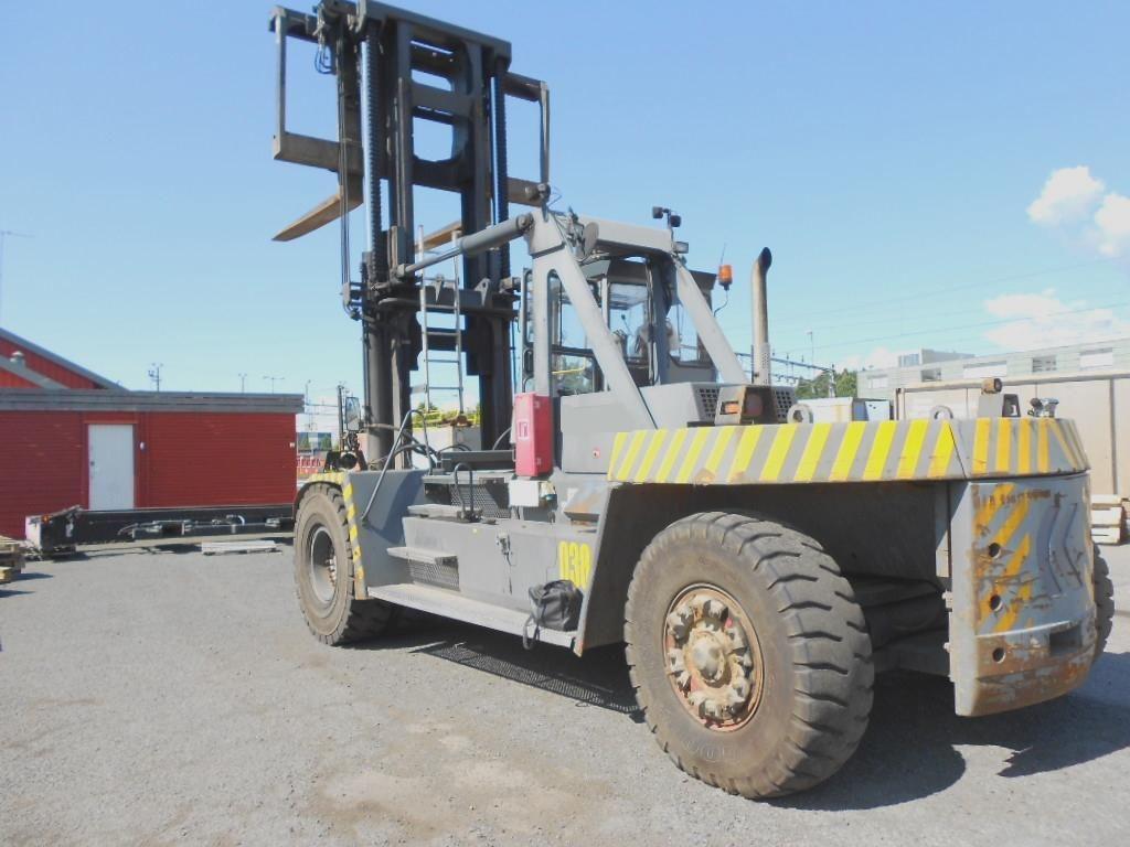 Kalmar DCE330-12 Heavy Forklifts www.hinrichs-forklifts.com
