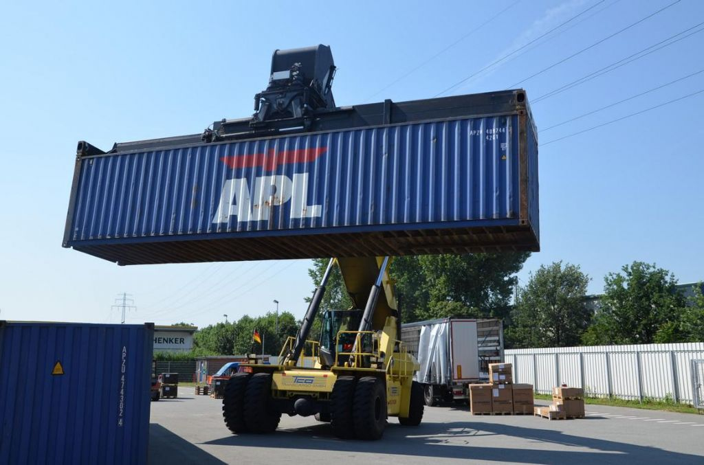 Hyster RS45-31CH Full-container reach stacker