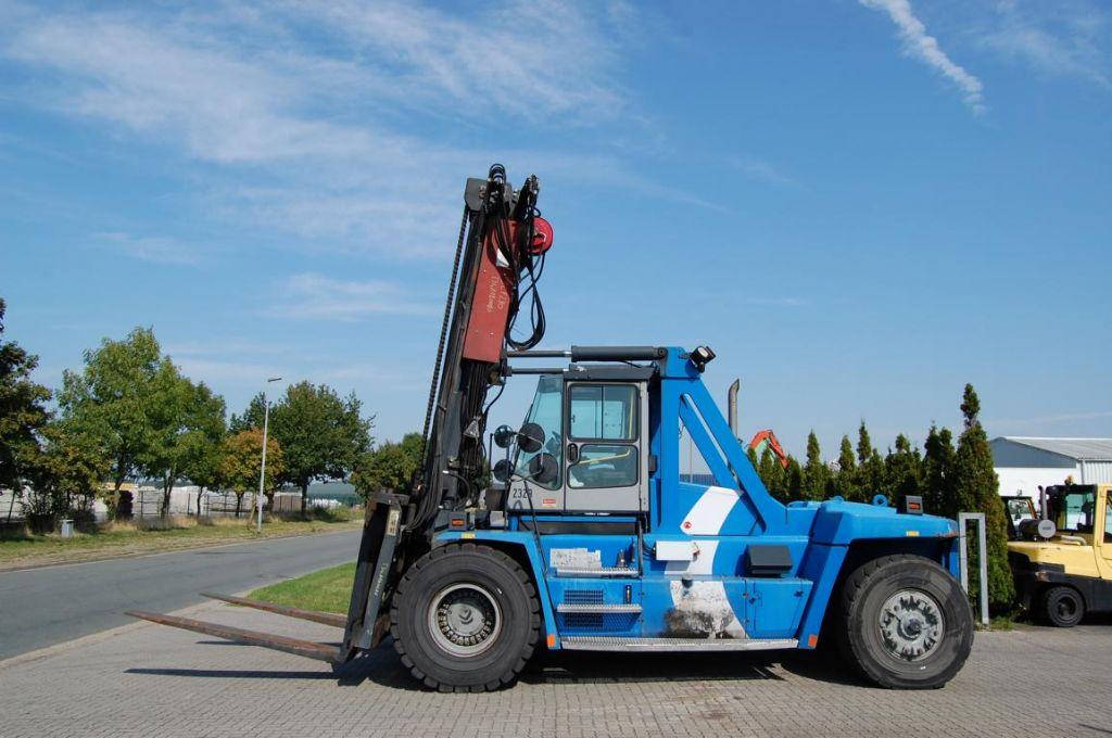 Kalmar DCF280-12 Heavy Forklifts www.hinrichs-forklifts.com