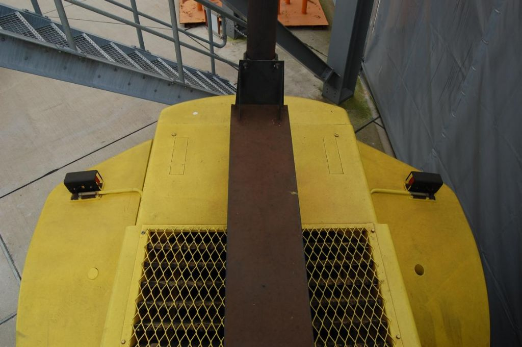 Hyster H25.00F Heavy Forklifts