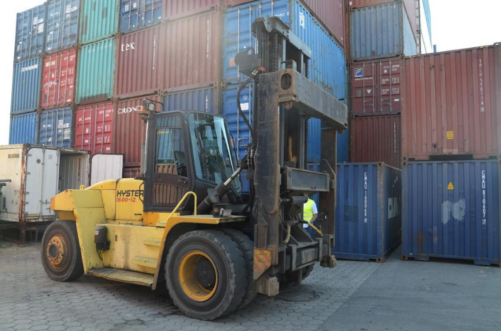 Hyster H18.00XM-12 Heavy Forklifts