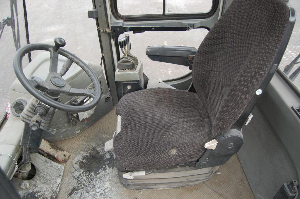 SMV SL20-1200A Heavy Forklifts