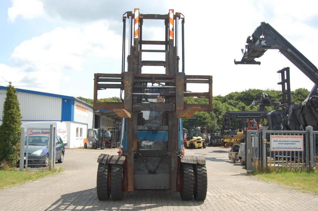 Linde H80D-900 Diesel Forklift