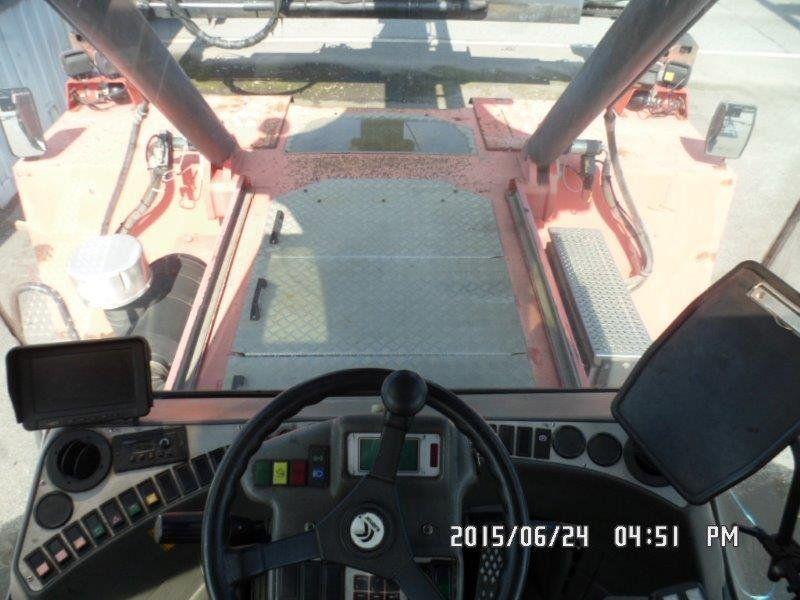 Kalmar DRD100-52S6 Empty Container Reachstacker