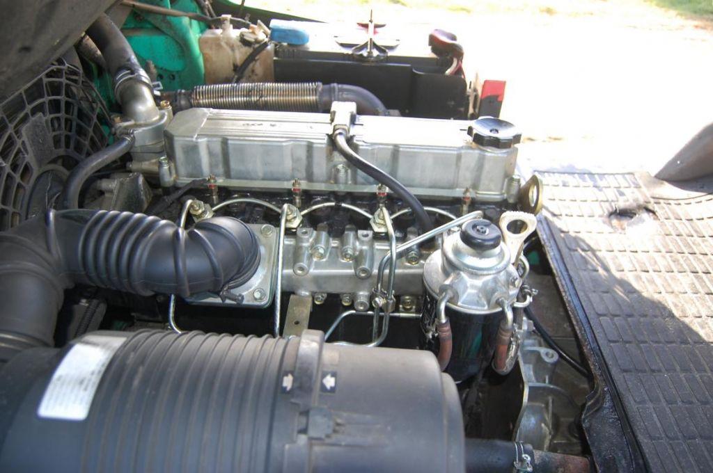 Mitsubishi FD25N Diesel Forklift