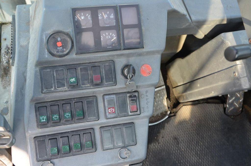 Valmet TD4212 Full-container handler
