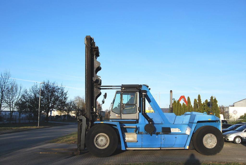 Kalmar DCF420-1200 Heavy Forklifts www.hinrichs-forklifts.com