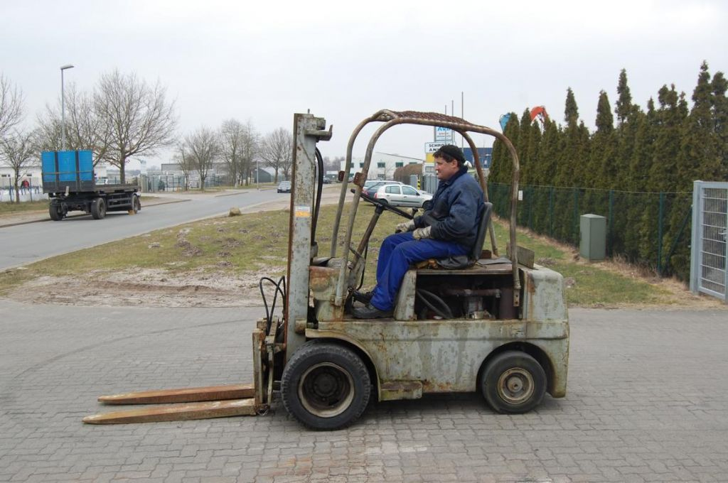 Diesel Gabelstapler-BKS-VDP 40