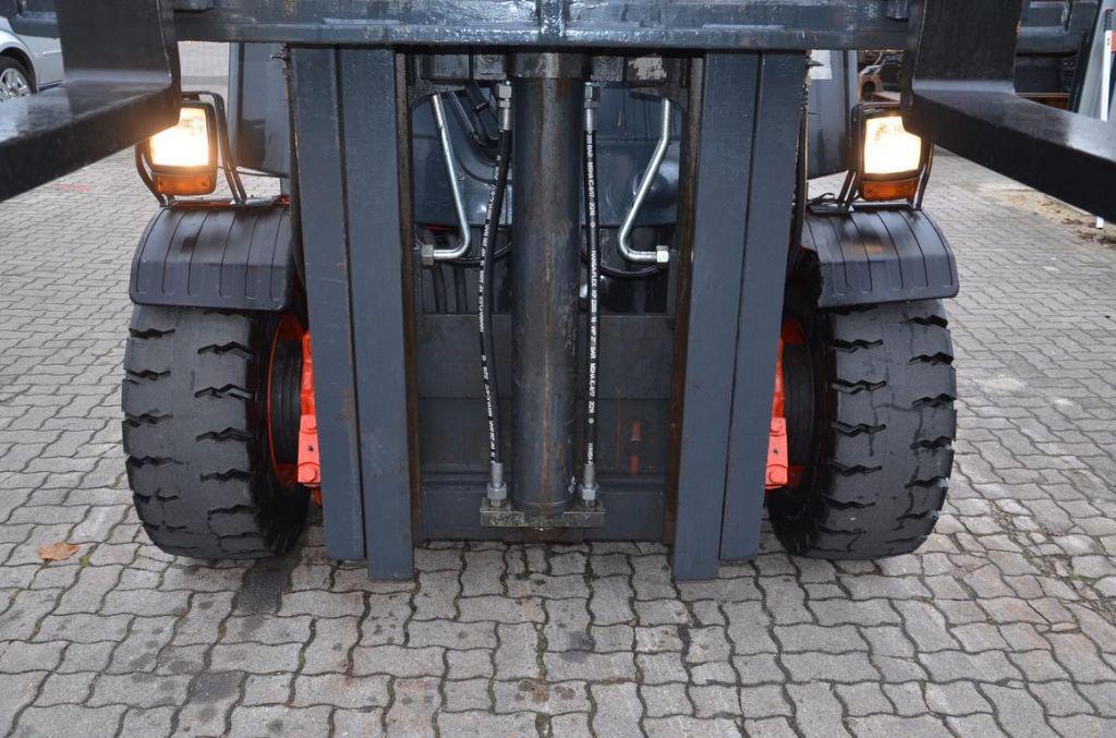 Linde H70D-01 Diesel Forklift
