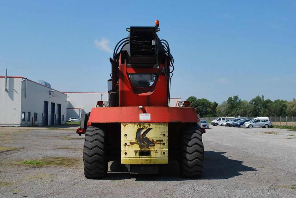 Kalmar DC4561SRS4 Full-container reach stacker
