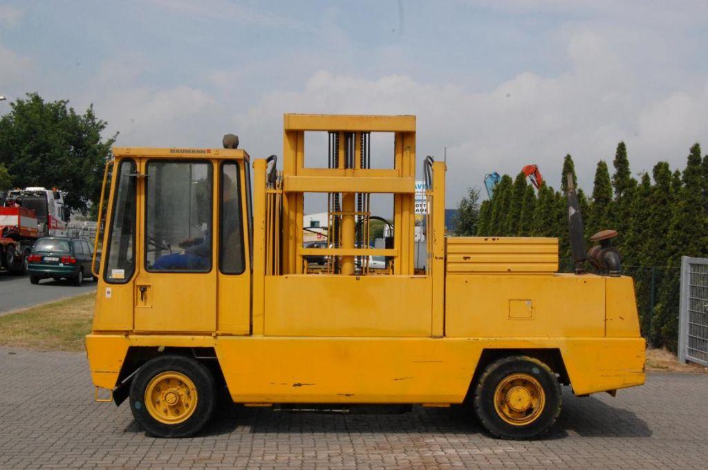 Baumann AS60512040NP Sideloader www.hinrichs-forklifts.com