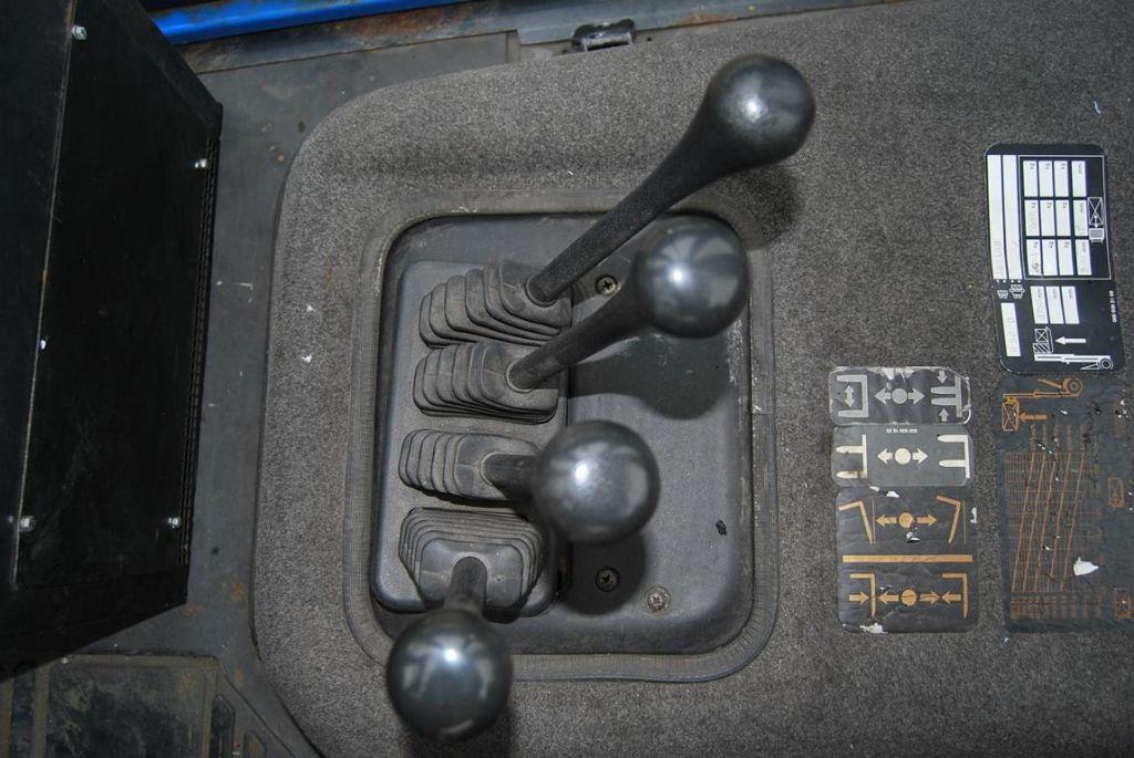 Linde H80D/900-03 Diesel Forklift