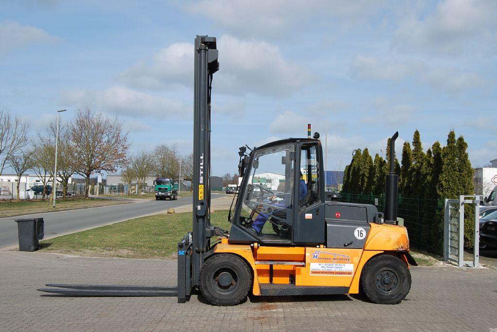 Diesel Gabelstapler-Still-R70-80