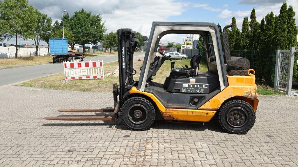 Diesel Gabelstapler-Still-R70-45