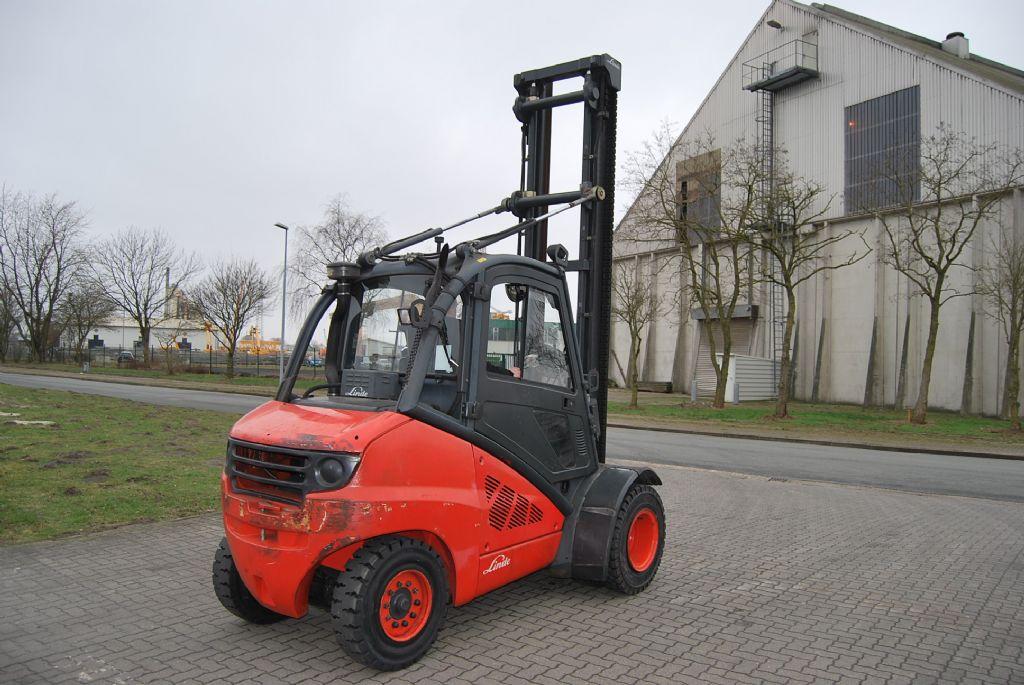 Linde H50D Diesel Forklift