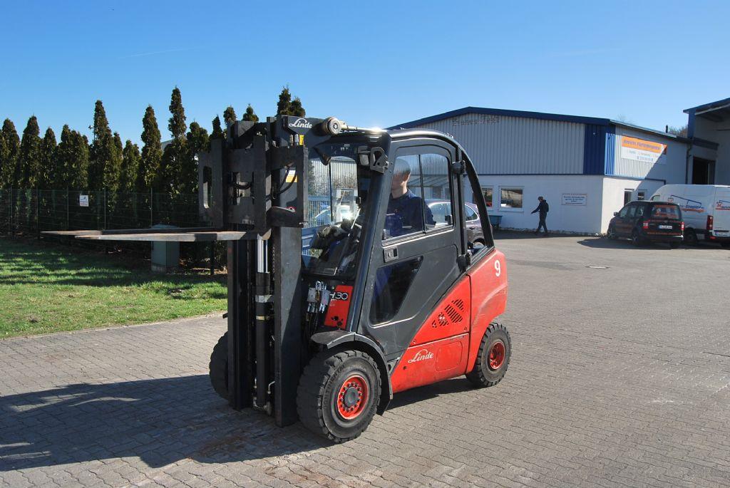 Linde H30D Diesel Forklift
