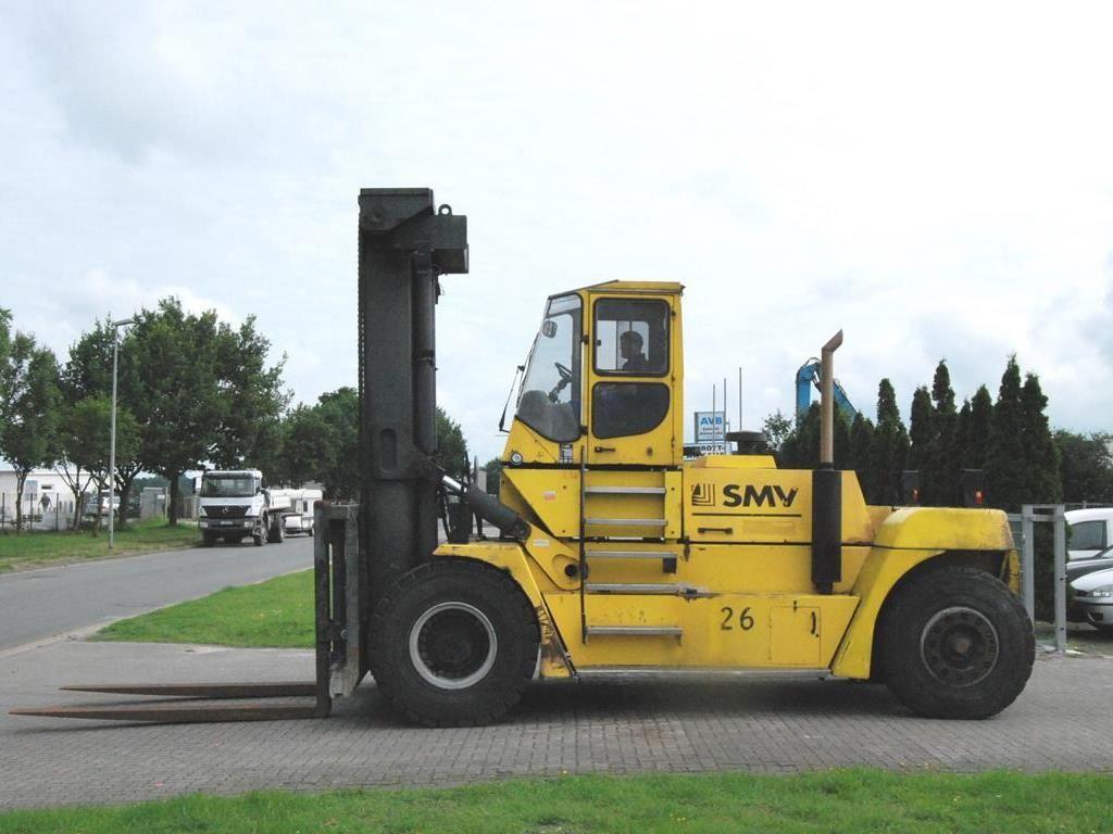 SMV SL-22-1200A Heavy Forklifts www.hinrichs-forklifts.com