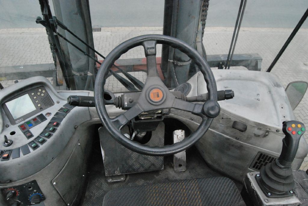 SMV SL-22-1200A Schwerlaststapler