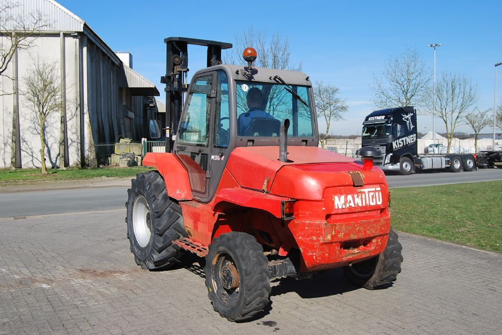 Manitou M30.4 (4-wheel-drive) Rough terrain forklift truck