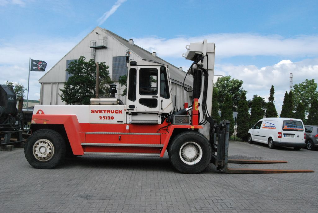 Svetruck 25120-45 Heavy Forklifts www.hinrichs-forklifts.com