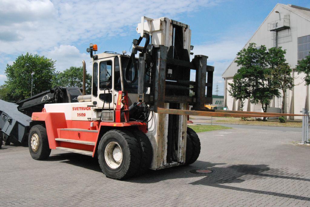 Svetruck 25120-45 Heavy Forklifts