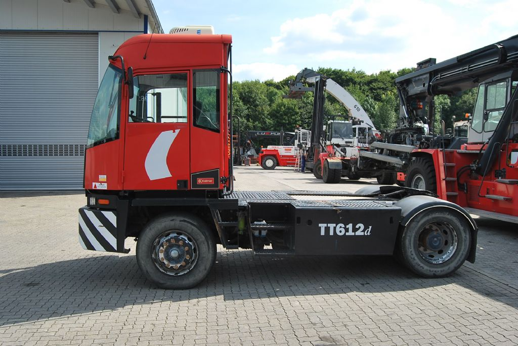 Kalmar TT612d Terminal tractor www.hinrichs-forklifts.com