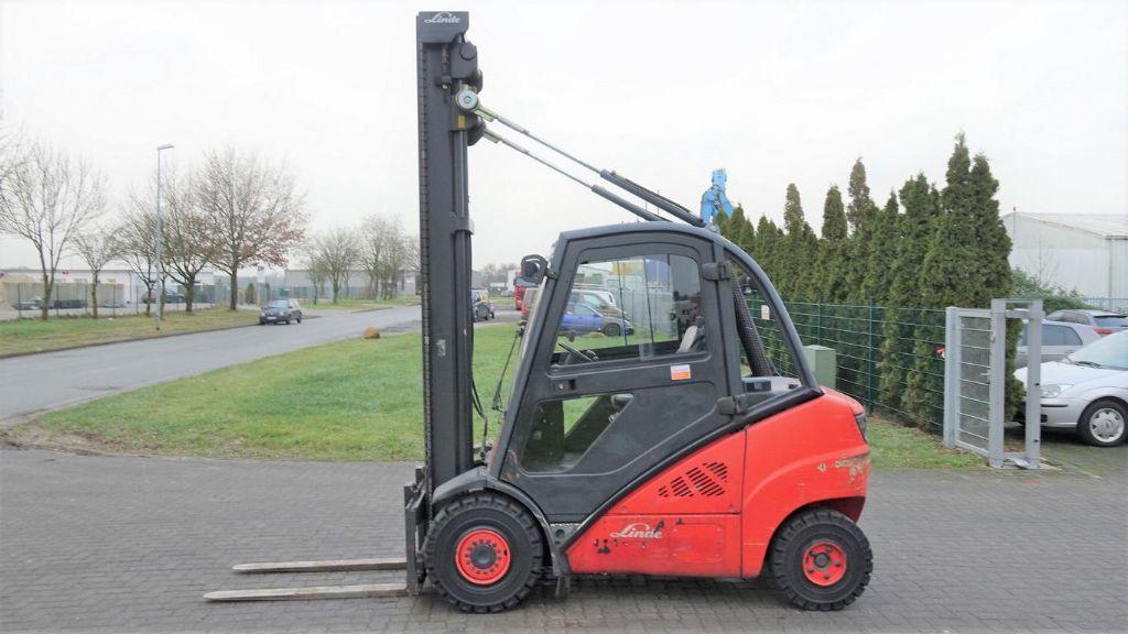 Linde H30D *393* Diesel Forklift www.hinrichs-forklifts.com