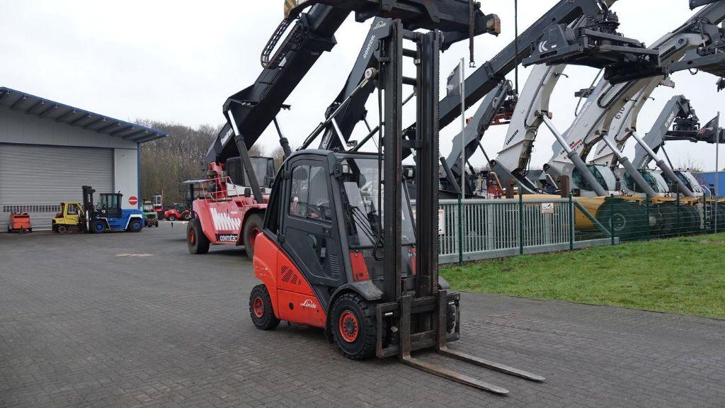Linde H30D *393* Diesel Forklift