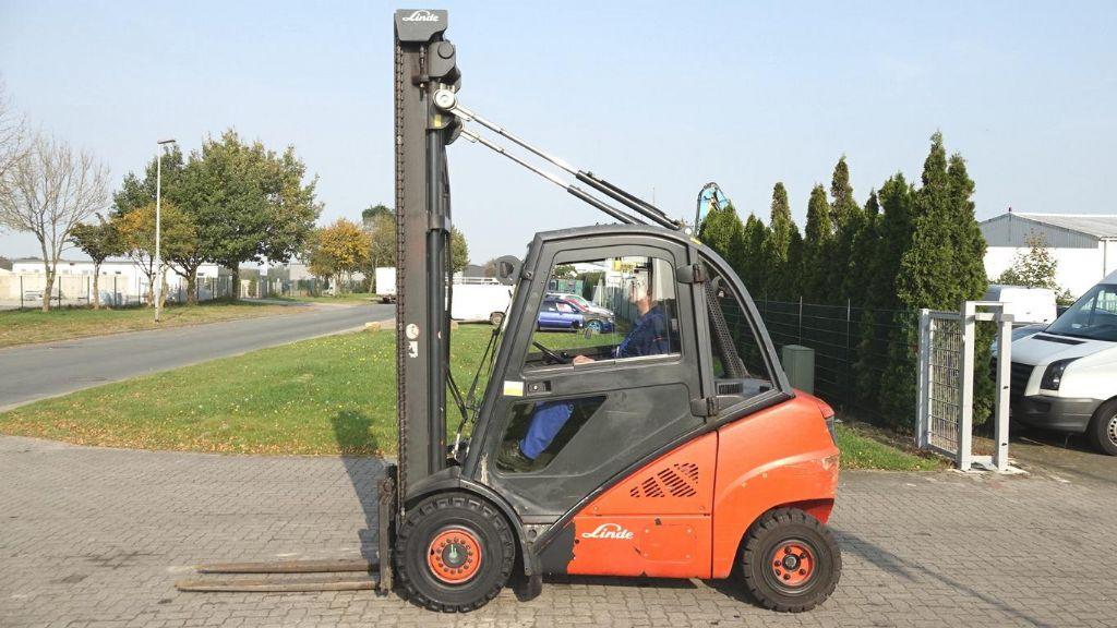 Linde H30D Chariot diesel www.hinrichs-forklifts.com