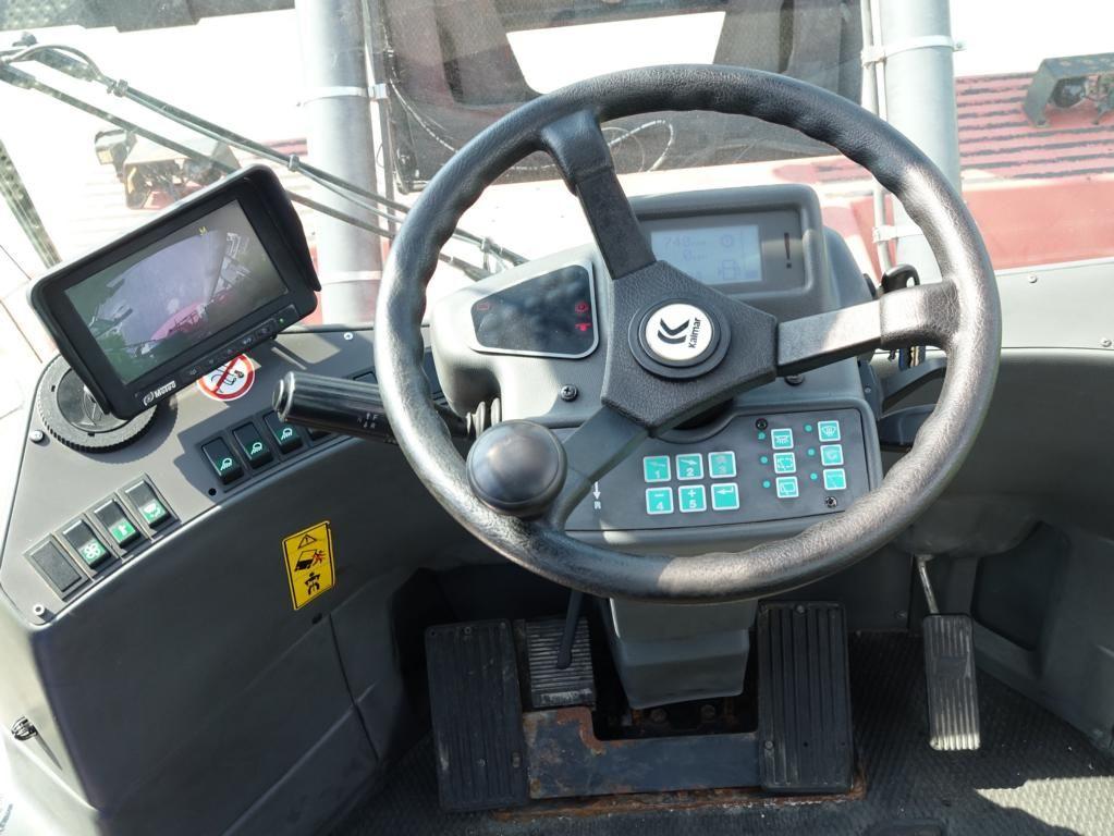 Kalmar-DCF100-45E7-Leer Containerstapler www.hinrichs-forklifts.com
