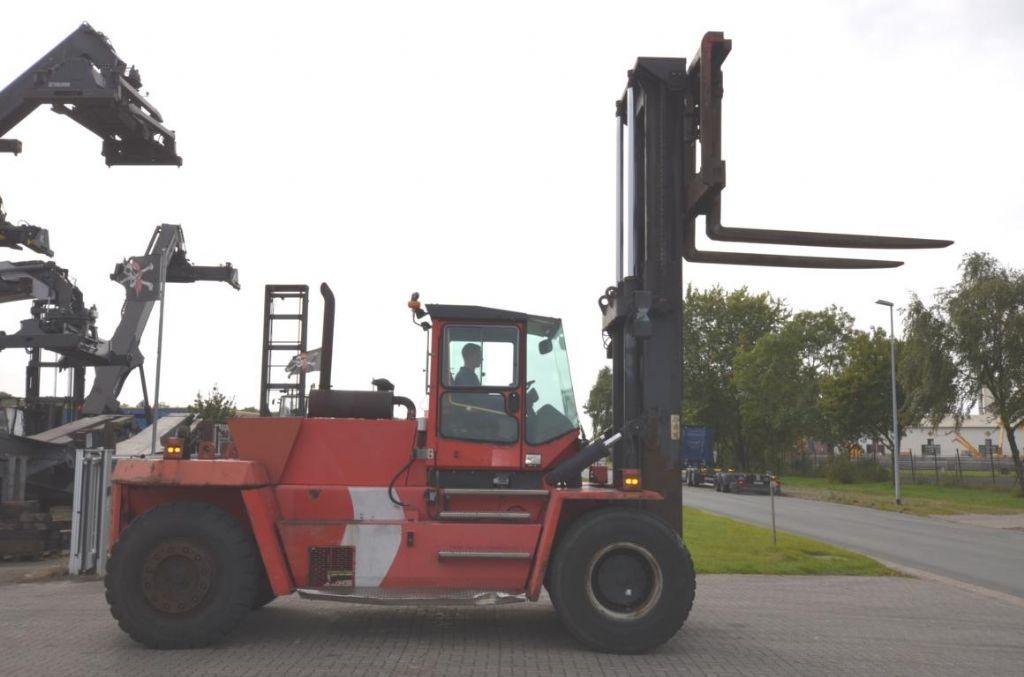 Kalmar DCD200-12LB Diesel Forklift